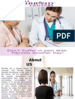 Painful Symptoms Of Uterine Fibroid