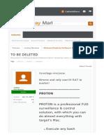 Proton bot Alphabay