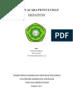 SAP Hepatitis.doc