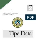 Modul 2 Materi Basis Data