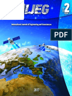 International Journal of Engineering and Geosciences Vol 2