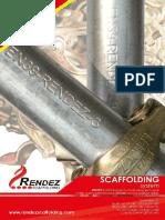 Rendez Scaffolding Catalogue