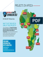 Hinteractive Map - Africa Ports Expansion - 2017