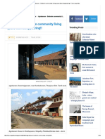 Agraharam - Brahmin Community Living Space Fast Disappearing!! - Navrang India