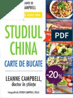 T.Colin Campbell - Studiul China - Carte de bucate .pdf