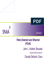 JohnHufferd Fiber Channel Over Ethernet