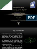 Instituto Politécnico Nacional Magnetico