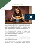Alimentación y Sistema Inmunitario