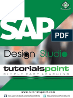 Sap Design Studio Tutorial 1.61