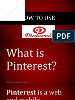 Benjie_Luna_How to Use Pinterest Tutorial