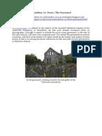 Chapple, R. M. 2014 Greyabbey, Co. Down. the Graveyard. Blogspot Post