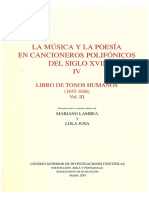 Libro de Tonos Humanos 16551656 Vol3 0