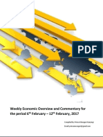 Weekly Economic Report for February Week 2