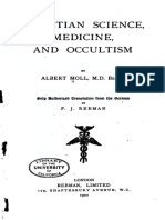 Christian Science Medicine and Occultism 1902 English