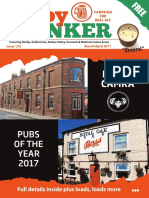 CAMRA Derby Drinker MARCH APRIL 2017