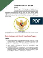 Arti dan Makna Lambang dan Simbol Negara.doc