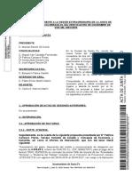 Acta Junta de Gobierno 24-11-2016
