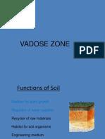 Vadose Zone