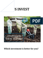 Which investment is better for you?