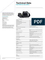 FLIR T620 25Deg. Datasheet