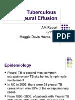8.11.08 Davis-Hovda. TB pleurisy.pptx