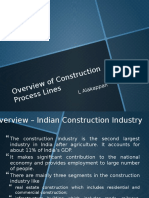 1. Overview of Construction Industry and Project Planning