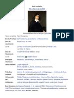 René Descartes – Wikipédia, A Enciclopédia Livre(1)