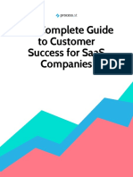 The Complete Guide to Customer Success for SaaS Companies