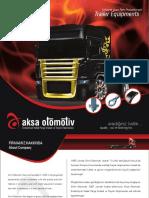 Aksa Otomotiv Web