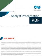Kellton Tech Analyst Meet Presentation November 2 2016