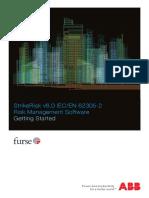 Furse StrikeRisk v6.0 Installation Instruction Manual