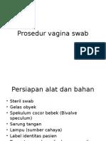 Pemeriksaan Swab Vagina