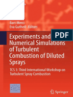 Experiments and Numerical Simulations of Turbulent Combustion of Diluted Sprays_ TCS 3_ Third International Workshop on Turbulent Spray Combustion-S