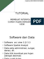 tutorial membuat interpolasi ch