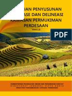 PANDUAN Penyusunan Database Perdesaan 1.0