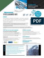 Fiche Produit Steelguard 601