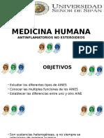 ANTINFLAMATORIOS NO ESTEROIDEOS.pptx