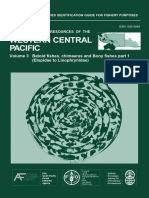 Fao - Part 1 - Fish Identification Guides