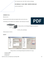 SWITCH HP + GERENCIADOR CONSOLE + VLAN + DMZ + CENTOS COM VLAN