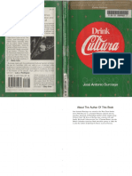 drink cultura chapter summaries