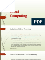 Cloud Computing Lecture 2