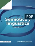 NIÑO ROJAS Semiotica y Linguistica