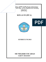 KKM-Kelas-2
