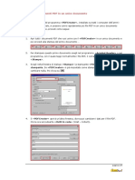Unire Pi Documenti PDF in Un Unico Documento PDF