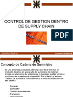 Control de Gestión - Supply Chain