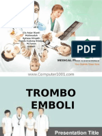 PPT emboli