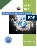 Internet and Its Applications-UNIT IV-V (thiruvallur university)
