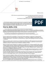 Storia Della Città - Comune Di Pietrasanta