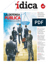 LA DEFENSA PÚBLICA