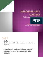 Merchandising Costing.dft.Ranjan